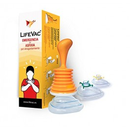 LIFEVAC - Anti Atragantamiento